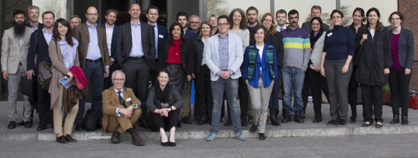 ACTTiVAte 1st Consortium meeting in Wageningen, Netherlands, 30th-31st March 2017